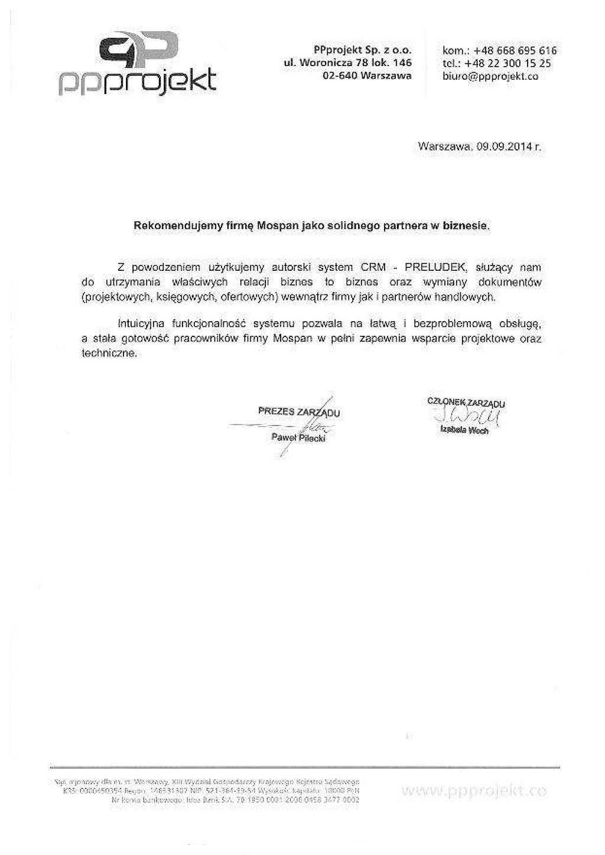 PPprojekt Sp. z o.o.